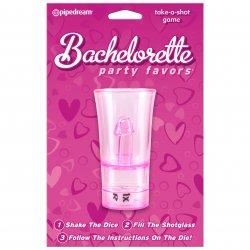 Bachelorette Party Favors Take A Shot Drinking Game