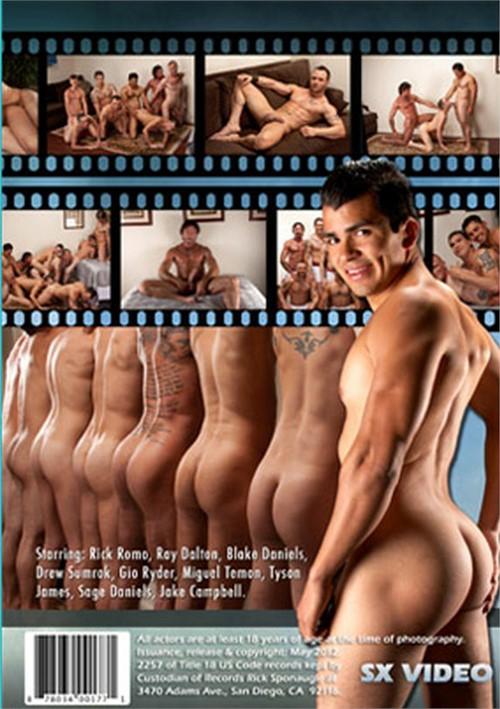 Bareback-Orgie-Video