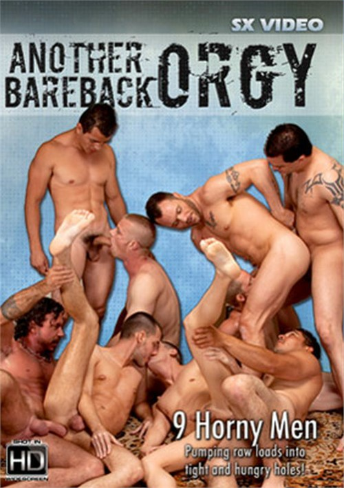 Another Bareback Orgy Boxcover