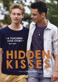 Hidden Kisses gay cinema DVD from Breaking Glass Pictures.