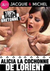 Alicia la Cochonne de Lorient Porn Video
