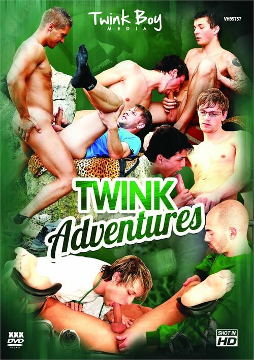 Slutty Twinks Boxcover