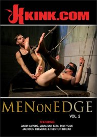 Men On Edge Vol. 2 gay porn DVD from Kink