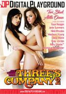 Threes Cumpany 2 Porn Movie