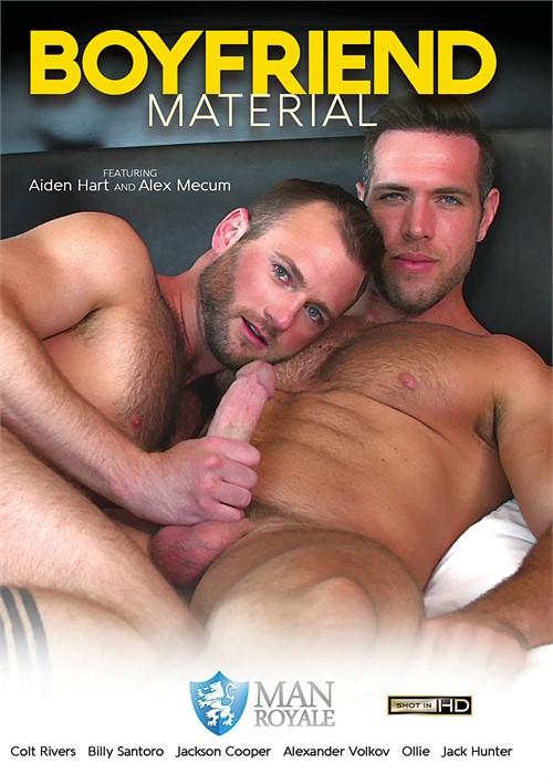 Boyfriend Material Boxcover