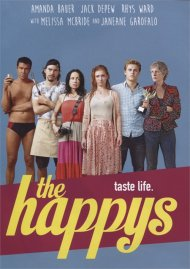 Happys, The gay cinema DVD from Indican Pictures