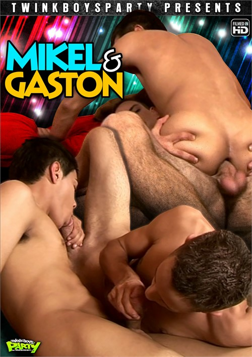 Mikel & Gaston Boxcover