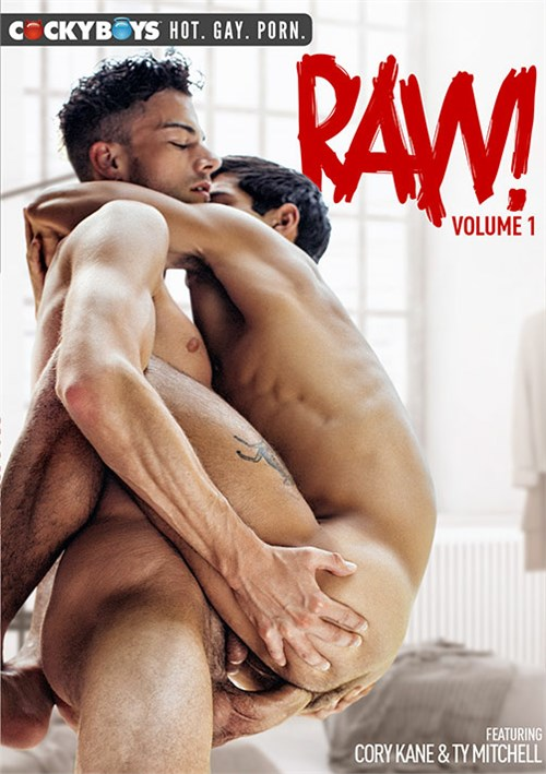 Raw! Vol. 1 Boxcover
