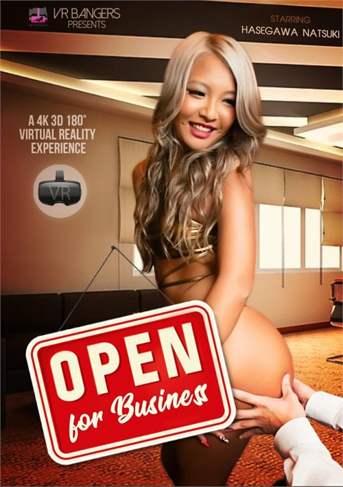 Open for Business Boxcover