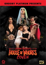 Domino Presley's House Of Whores: Coven Porn Video