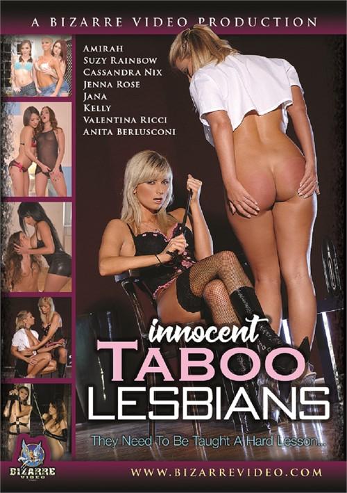 Innocent Taboo Lesbians