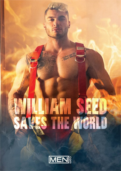 William Seed Saves the World Cover Front