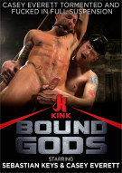 Casey Everett Tormented & Fucked In Full Suspension Boxcover