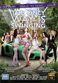 The Only Way Is Swinging HD porn video from Harmony.