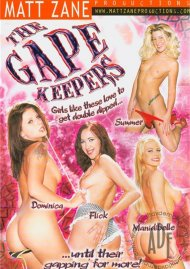 Gape Keepers, The Porn Video