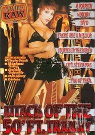 Attack Of The 50' Ft. Tranny Porn Video