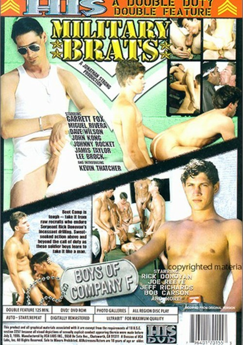 Raw recruits dvd gay