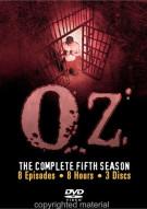 Oz: The Complete Fifth Season Gay Cinema Movie