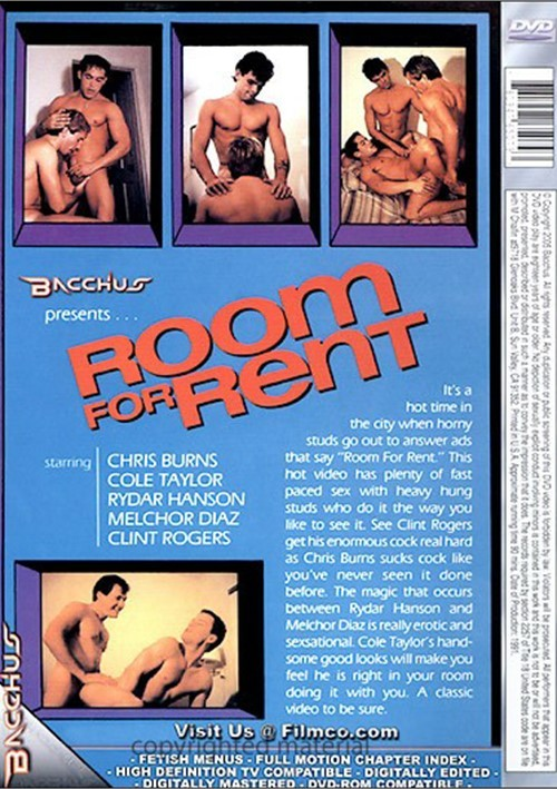 Room for Rent (Close Up) Cover Back