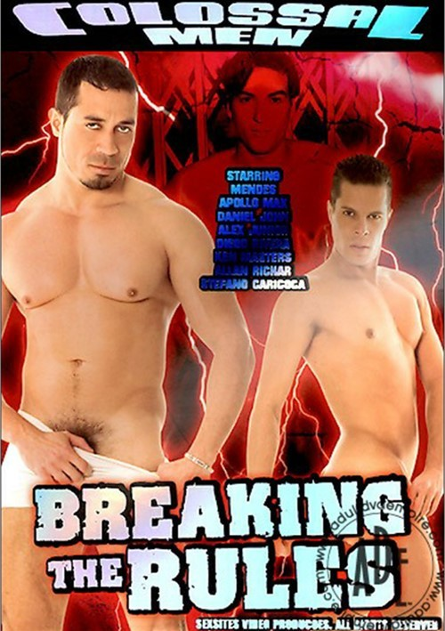 Breaking the Rules Boxcover