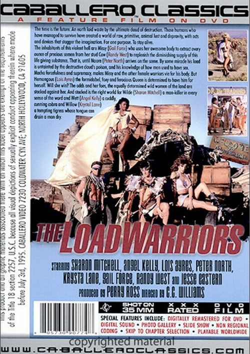 This brilliant load warrior porn movie something is