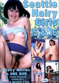 Seattle Hairy Girls 15 & 16 Porn Video
