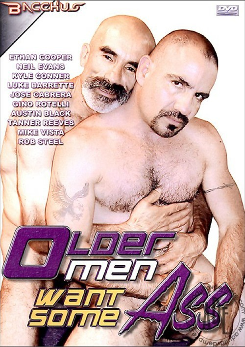 Older Men Want Some Ass Boxcover