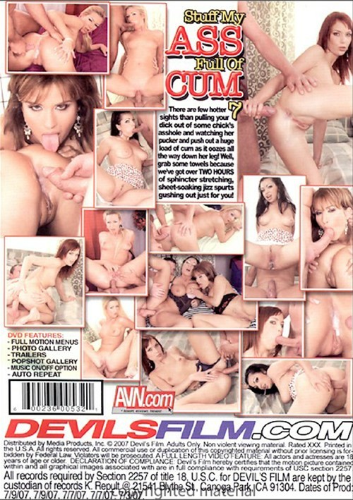 Stuff My Ass Full of Cum 7