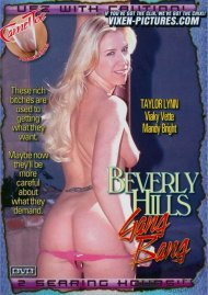Beverly Hills Gang Bang Porn Video