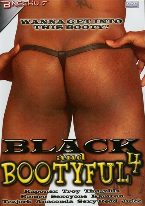 Black and Bootyful 4 Boxcover