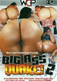 Big Ass Quake! 2 Porn Video