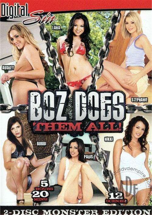 Boz Does Them All!