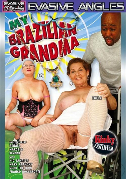 My brazilian granny