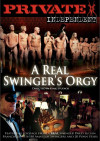 Real Swinger's Orgy, A Boxcover