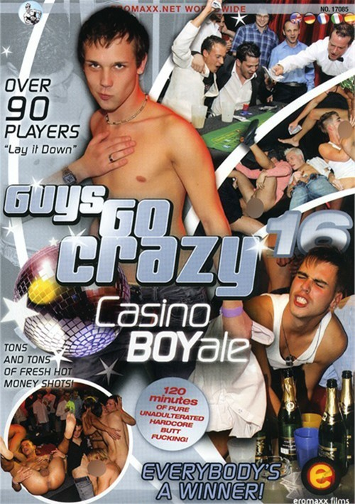 Guys Go Crazy 16 Boxcover