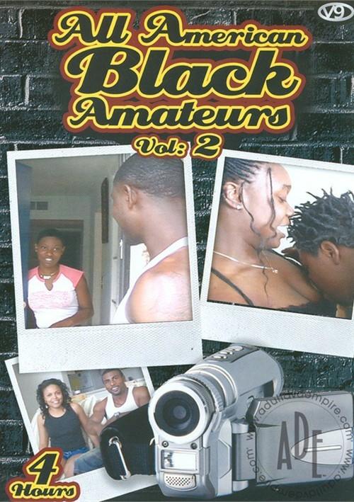 All American Black Amteurs Vol. 2