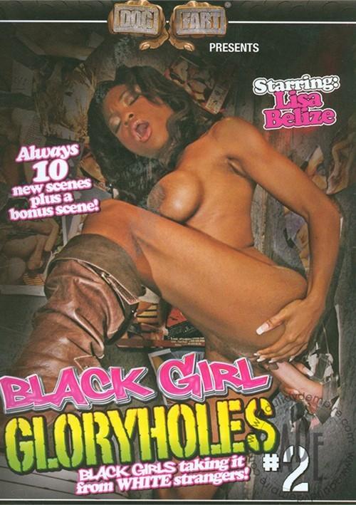 Black Girl Gloryholes #2