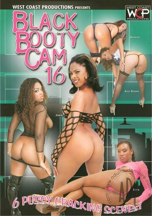 Black Booty Cam 16