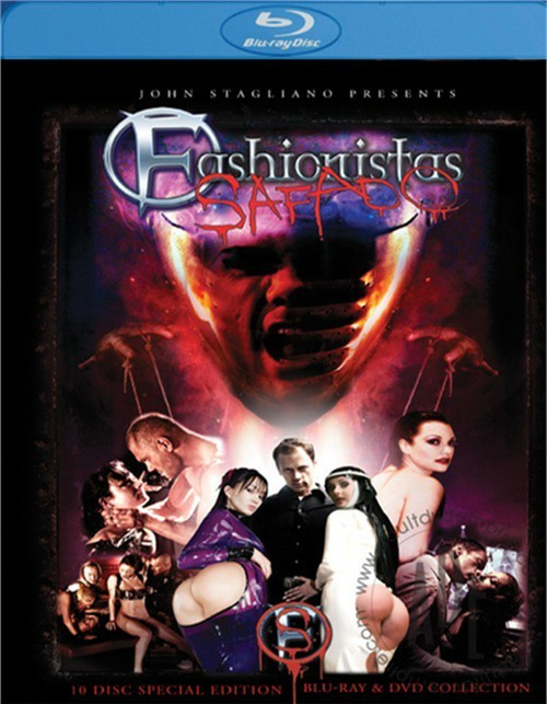 Fashionistas Safado: 10-Disc Special Edition (Blu-ray + DVD Combo)