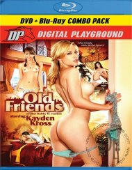 Old Friends (DVD + Blu-ray Combo) Blu-ray Porn Movie
