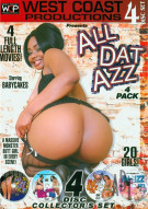 All Dat Azz 4 Pack Porn Movie
