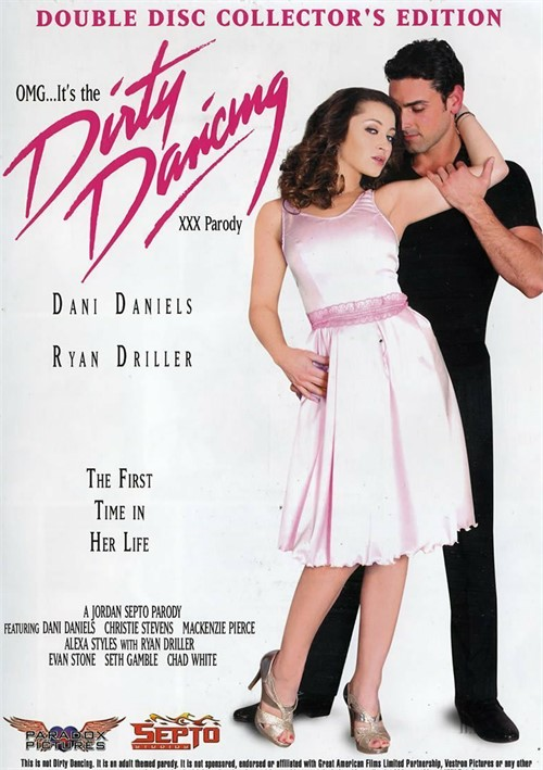 OMG...It's Dirty Dancing: XXX Parody Boxcover