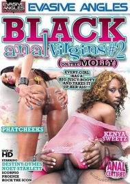 Black Anal Virgins #2 Porn Video