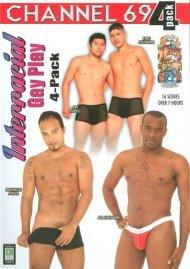 Interracial Gay Play 4-Pack image