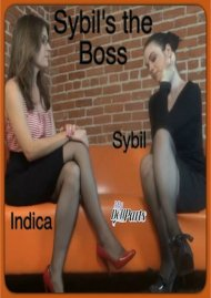 Sybil's The Boss Porn Video