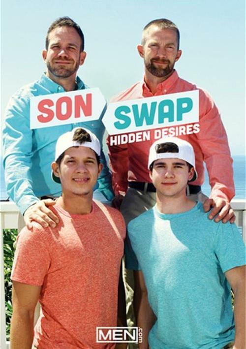Son Swap Hidden Desires Cover Front