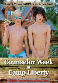 Counselor Week at Camp Liberty HD gay cinema streaming video from Breaking Glass Pictures.