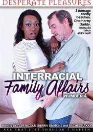 Interracial Family Affairs No. 4 Porn Video