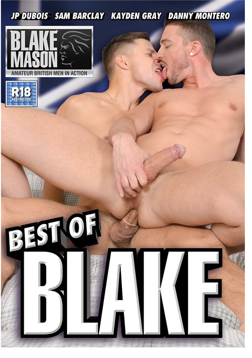 Best of Blake Boxcover