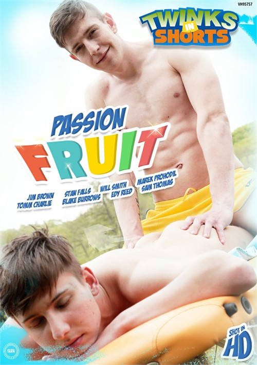 Passion Fruit Boxcover